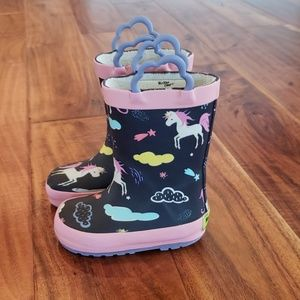 Western Chief Girls Rain Boots Infant Size 5